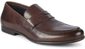 Harry's of London Men's James Leather Penny Loafers