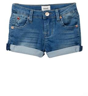 Hudson 3\ Roll Cuff Shorts (Little Girls)