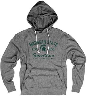NCAA Men's Michigan State Spartans Hooded Tee