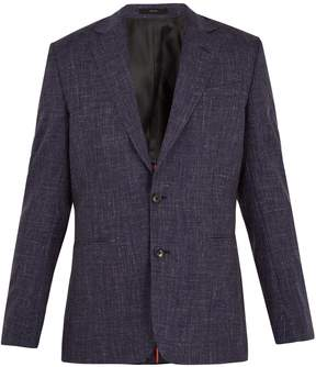 Paul Smith Soho-fit wool and linen-blend blazer