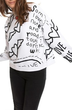 PRPS Women's Love Note Sweatshirt