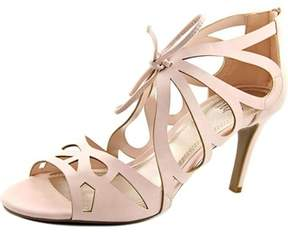 Impo Terice Women Open Toe Synthetic Nude Sandals.