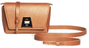 Akris Anouk Little Day Calf Leather Crossbody Bag
