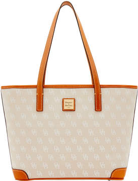 Dooney & Bourke Signature Charleston - BEIGE - STYLE
