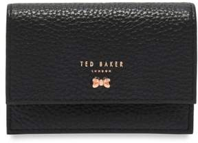 Ted Baker Eves Accordion Leather Card Case