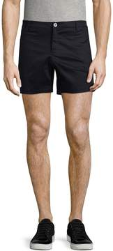 Parke & Ronen Men's Solid Holler Cotton Shorts
