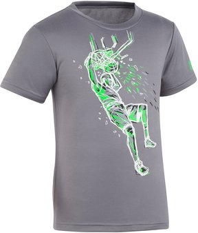 Under Armour Boys 4-7 Illuminated Basketball Play Tee