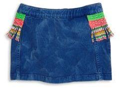 Billieblush Toddler's, Little Girl's & Girl's Denim Mini Skirt