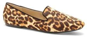 Enzo Angiolini Leonie Calf Hair Smoking Loafer