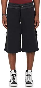 Public School Men's Cotton Terry Basketball Shorts