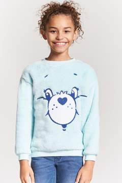 Forever 21 Girls Care Bears Sweatshirt (Kids)