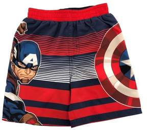 Trunks Captain America Toddler Boy Swim
