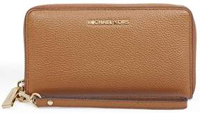 Michael Kors Mercer Large Phone Wristlet - Acorn - ONE COLOR - STYLE