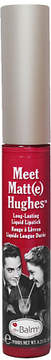 TheBalm Meet Matt(e) Hughes Long Lasting Liquid Lipstick Romantic