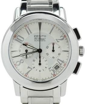 Zenith Port Royal 01/02.0451.400 El Primero Chronograph Bracelet Watch