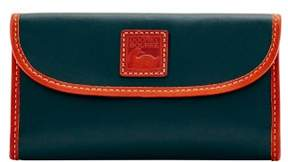 Dooney & Bourke Wexford Leather Continental Clutch Wallet - MULTI-COLOR - STYLE