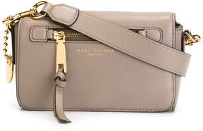 Marc Jacobs 'Recruit' crossbody bag - GREY - STYLE