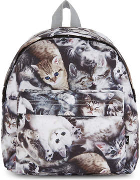 Molo Cat printed backpack