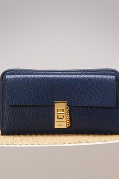 Chloé Drew Zipped Wallet