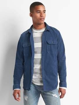 Gap Cord worker shirt jacket
