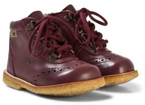 Bisgaard Plum Smart Boots