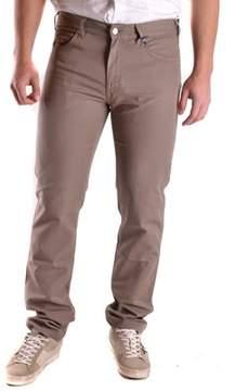 Gant Men's Brown Cotton Jeans.