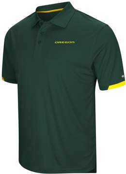 Colosseum Men's Oregon Ducks Wedge Polo