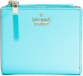 Kate Spade Cameron Street Adalyn Wallet - ATOLL BLUE - STYLE