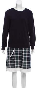 Clu Knit Midi Dress