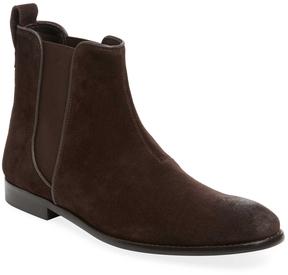John Varvatos Men's Roper-Toe Boot