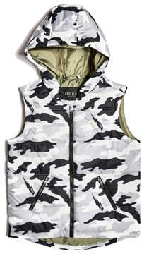 GUESS Puffer Vest (7-18)