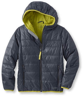 L.L. Bean Boys' Puff-n-Stuff Jacket