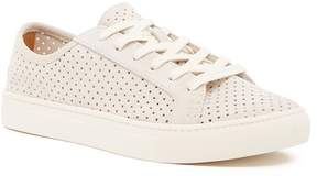 Soludos Perforated Suede Tennis Sneaker