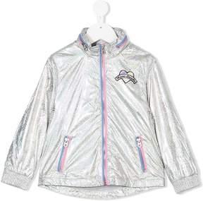 Little Marc Jacobs zipped collar jacket
