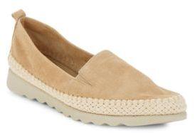 The Flexx Rapido Dune Leather Espadrille Loafers