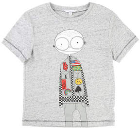 Little Marc Jacobs Mister Marc Essential Short-Sleeve Tee, Size 6-10
