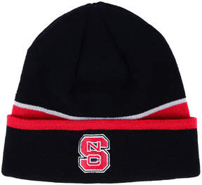 adidas North Carolina State Wolfpack Coach Cuffed Knit Hat