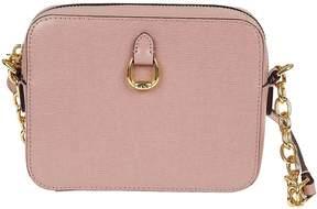 Ralph Lauren Saffiano Shoulder Bag