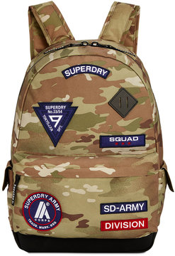 Superdry Men's Platoon Montana Backpack