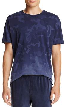 ATM Anthony Thomas Melillo Camouflage Pigment Short Sleeve Tee
