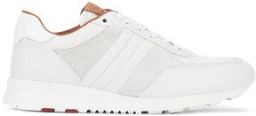 Bally minimal stripe trainers