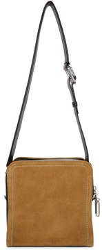 3.1 Phillip Lim Black and Brown Hudson Bag