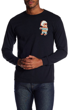 Riot Society Bear Long Sleeve Tee