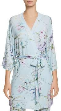 Flora Nikrooz Aviva Printed Knit Robe