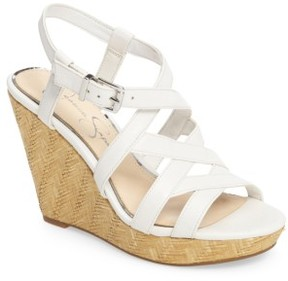 Jessica Simpson Women's Jazlin Wedge Sandal