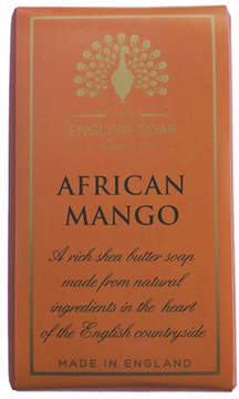 Smallflower African Mango Soap by The English Soap Company (200g Soap)