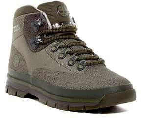 Timberland Euro Hiker Jacquard Boot