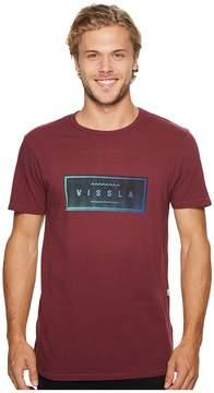VISSLA Submerged Vintage Wash Tee Men's T Shirt