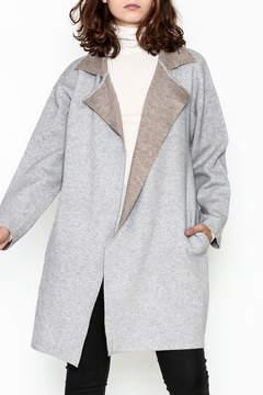 Blvd Shawl Collar Jacket