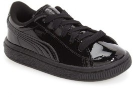 Puma Toddler 'Basket Classic' Shoe
